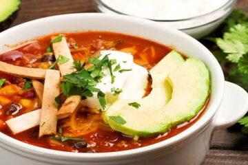 Sopa de tacos
