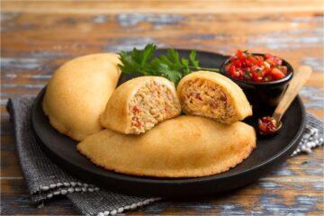 empanadas venezolanas de pollo